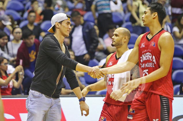 Troy Rosario out for TNT, uncertain for Gilas as he recovers from scary fall