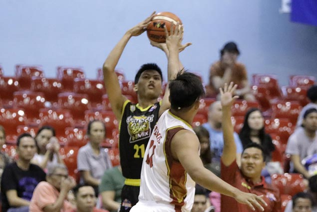 Gamboa Coffee eyes third straight win as JRU Bombers try to get back on track in Aspirants Cup