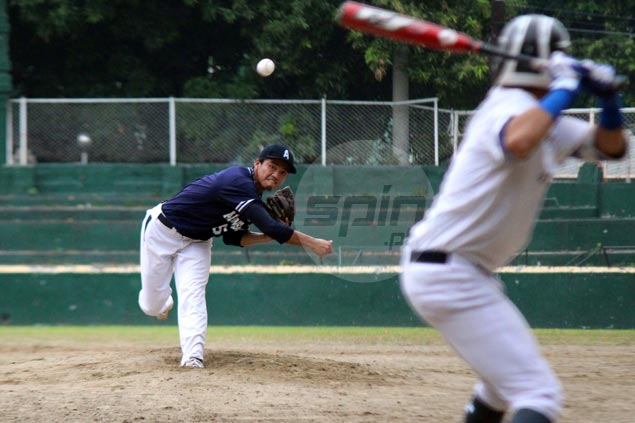 Jerome Yenson fans 14 as Adamson sizzles in the rain to beat Ateneo in UAAP baseball
