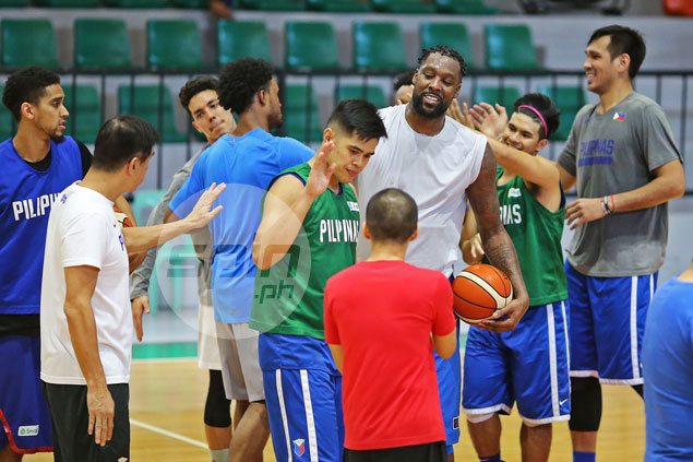 Gilas back-up Carl Bryan Cruz hopes Abueva and Co. will be given a second chance