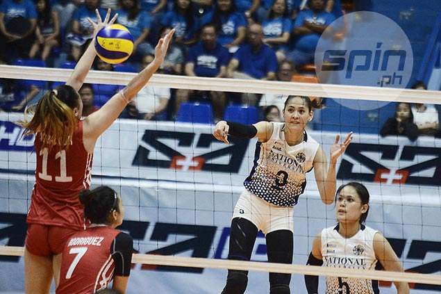 Jaja Santiago earns Player of the Week nod for leading charge of unbeaten Lady Bulldogs