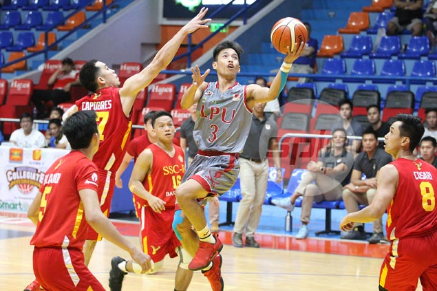 Marcelino shows way as fiery Pirates rip Stags to book place in PCCL final
