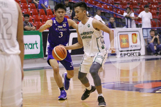Cebu wingman Rey Suerte makes a lasting impression in PCCL national finals