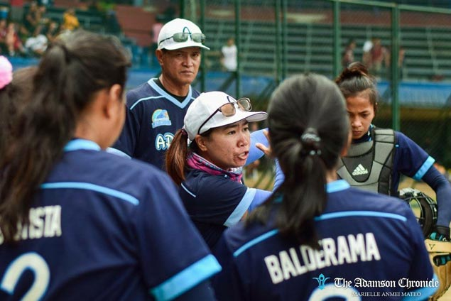Reserves expected to take spotlight as early semifinalist Adamson plays NU in UAAP softball