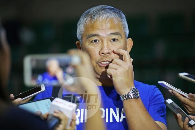 Chot Reyes sticks to positives: 'Our game could've been better but our effort was there'