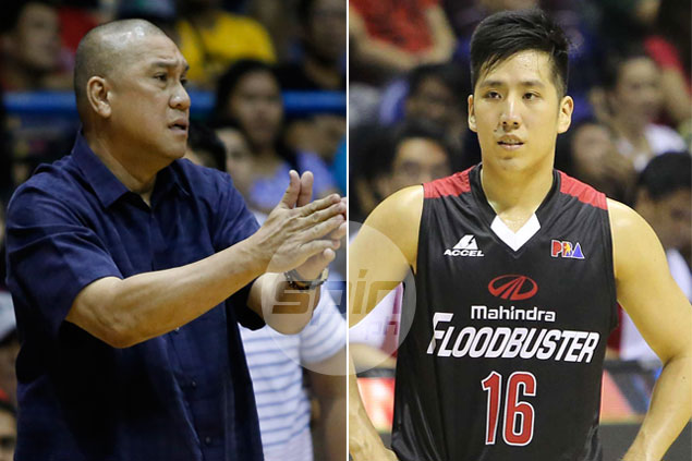 Jeric Teng reunites with college mentor Pido Jarencio as GlobalPort signs former UST star