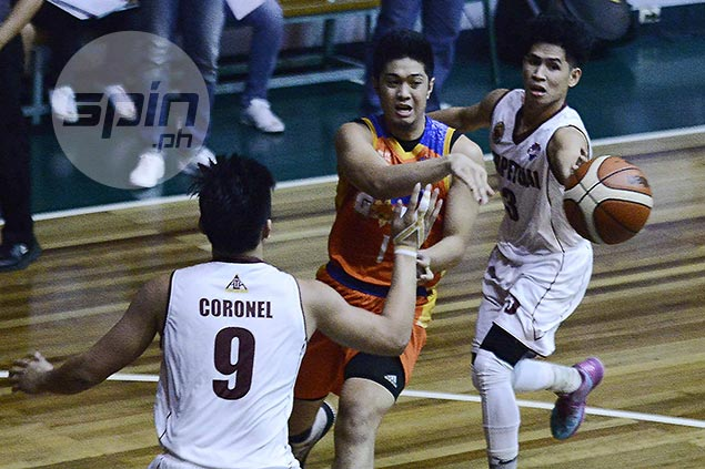 J-Jay Alejandro leads late surge as Go for Gold turns back Perpetual