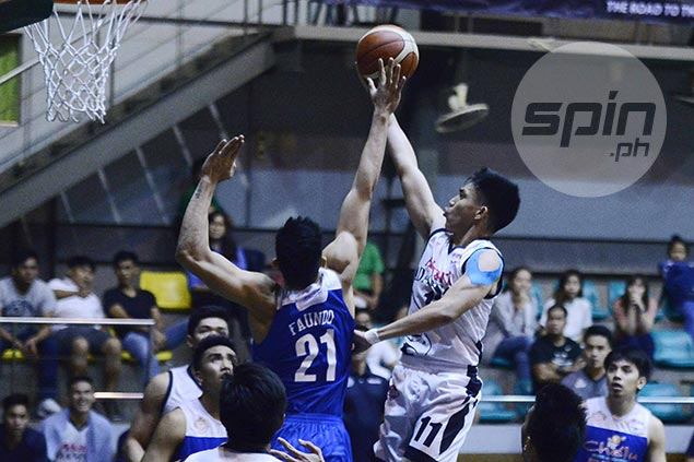 Falcons ride strong fourth quarter start to soar past Revellers for back-to-back wins