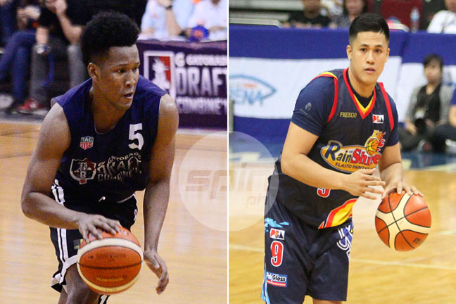 Rain or Shine trades wantaway Jericho Cruz to TNT for Onwubere, future 1st round pick