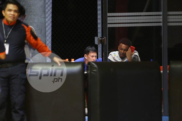 Abueva clams up in Gilas practice as Chot Reyes denies 'downing' some players