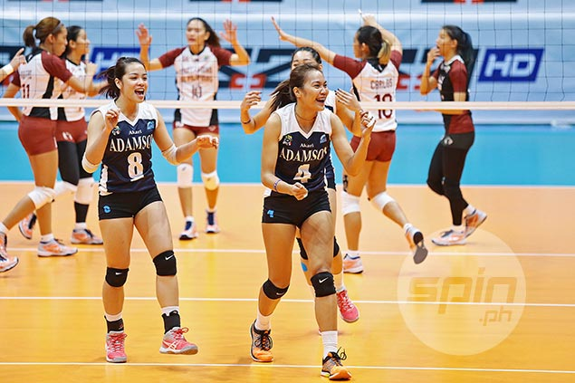 Adamson coach takes pride in vast improvement of Mylene Paat, Lady Falcons