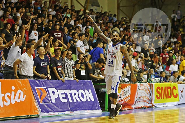 Second chance for Renaldo Balkman as PBA close to lifting ban on controversial import