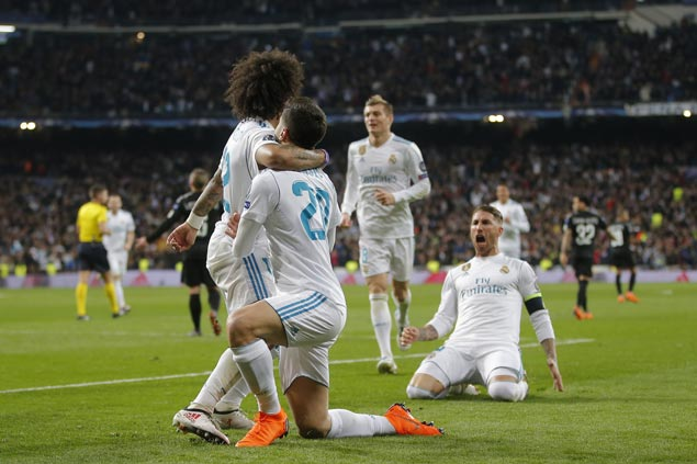 Ronaldo nets brace as Madrid rallies to victory, teaches PSG a Champions League lesson