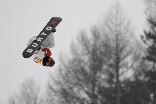 Shaun White completes return to the top of the game with third Olympic gold