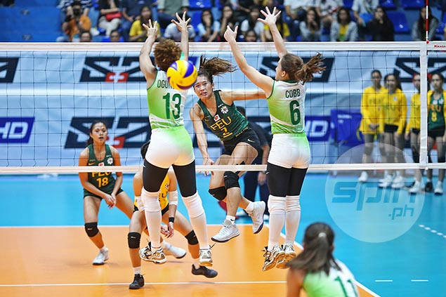 FEU hopes to clean up act as error-prone Lady Tams off to rough start in Season 80