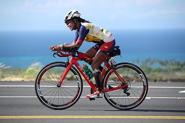 Chang Hitalia, 52-year-old Ironman finisher, shares tips to conquer triathlon's toughest race