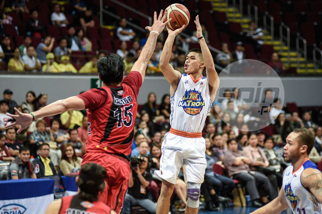 TNT adds Kris Rosales to package to gain PBA approval for Jericho Cruz trade