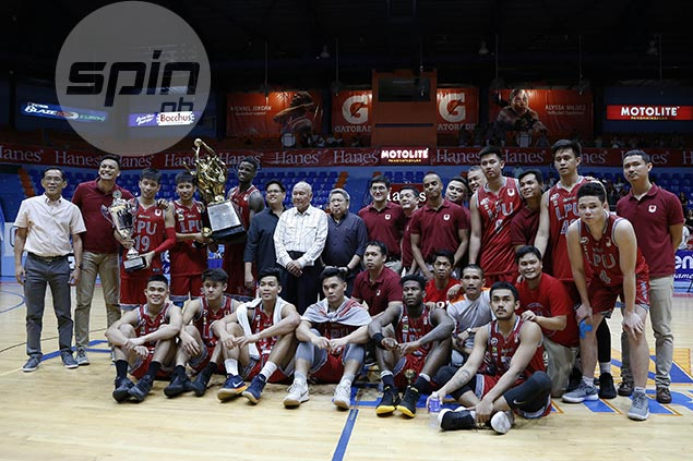 Sweet payback for Lyceum as Pirates tame Red Lions for first-ever PCCL crown