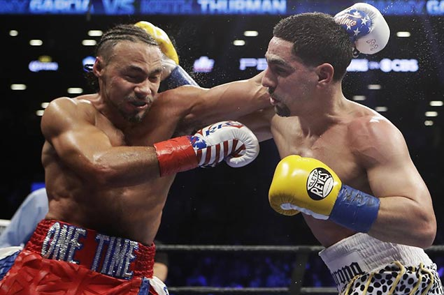 Danny Garcia ready to bounce back from first loss in WBC title eliminator bout vs Brandon Rios