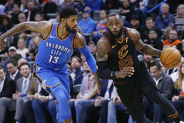 LeBron, PG13 team-up in LA just one of many intriguing things to watch in NBA All-Star weekend