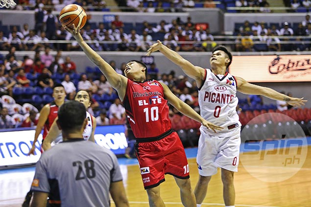 Blackwater takes out lowly KIA to stay in the running for PBA playoff berth