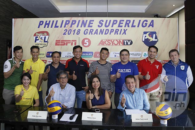 Powerhouse Petron tests mettle of souped-up Sta. Lucia in PSL Grand Prix opener