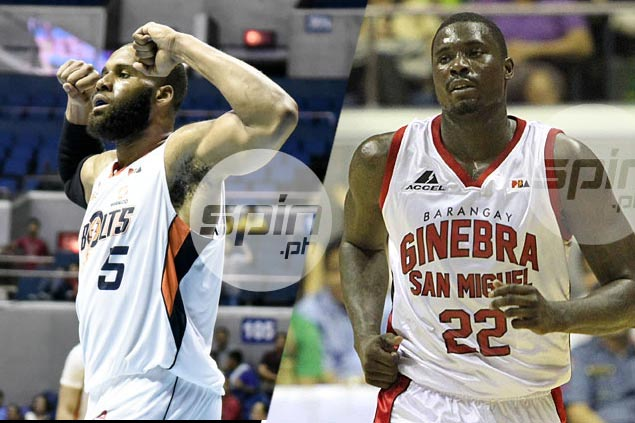 Arinze Onuaku set for Meralco return, Magnolia in talks to bring in Vernon Macklin
