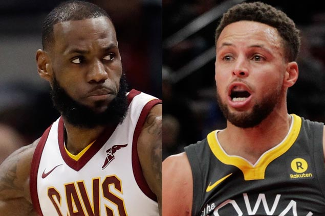 LeBron, Curry head hand-picked teams in NBA's All-Star version of a pickup game