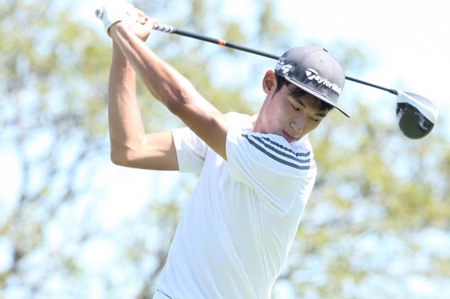 Micah Shin among the marked men in Centennial Philippine Open after topping TCC Invitational