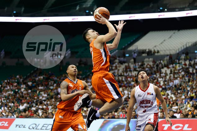 Anjo Caram admits thirst for revenge against Ginebra inspired career game