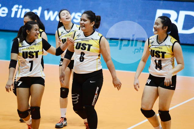 UST coach thrilled to see Dimdim Pacres finally pull her weight for Tigresses