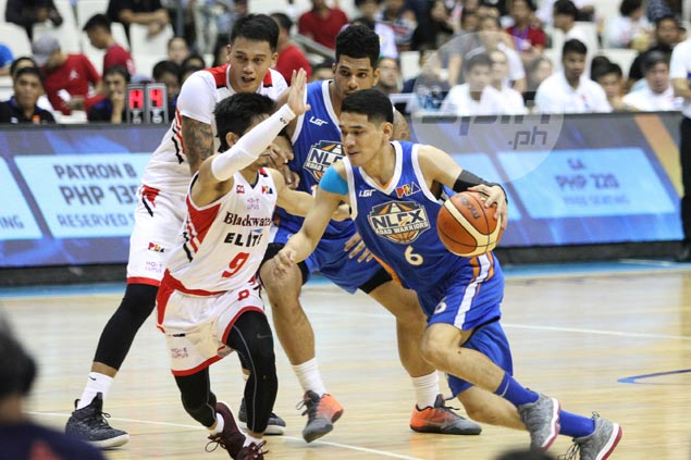 Kevin Alas, Kiefer Ravena catch fire as NLEX nips Blackwater to book playoff ticket
