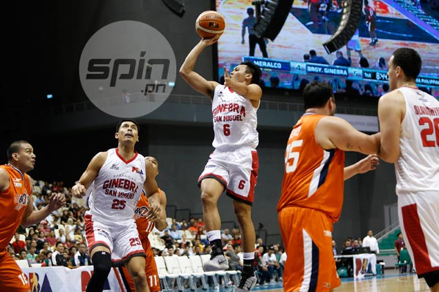 Scottie Thompson hopeful Ginebra can still avoid twice-to-win disadvantage in playoffs