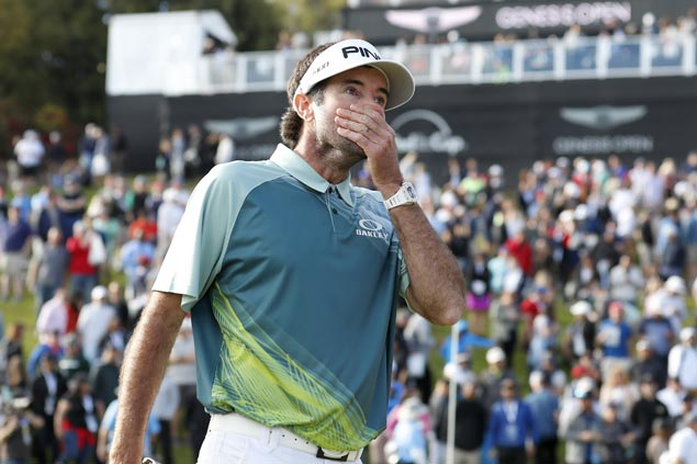 Bubba Watson ends two-year title drought with third victor at Riviera