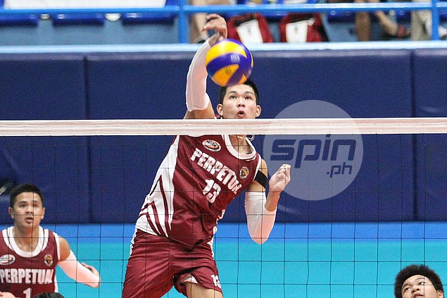 Perpetual Help beats Arellano in four to force rubber match for NCAA volley title
