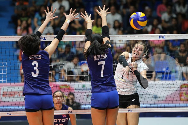 Retooled Cocolife debuts against Cignal in Super Liga Grand Prix