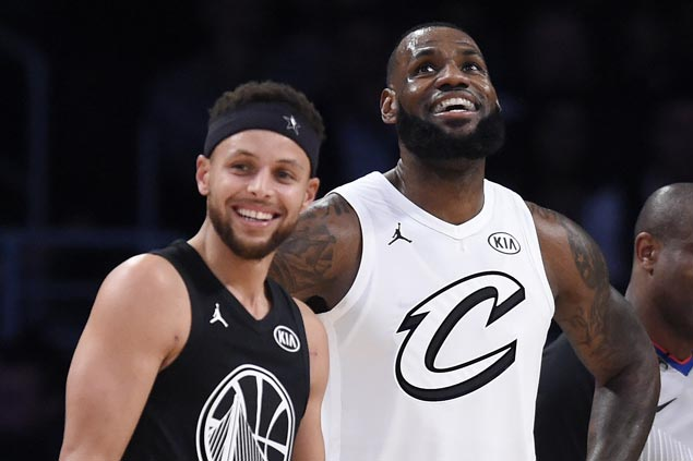 Little change in TV ratings for new-look NBA All-Star Game