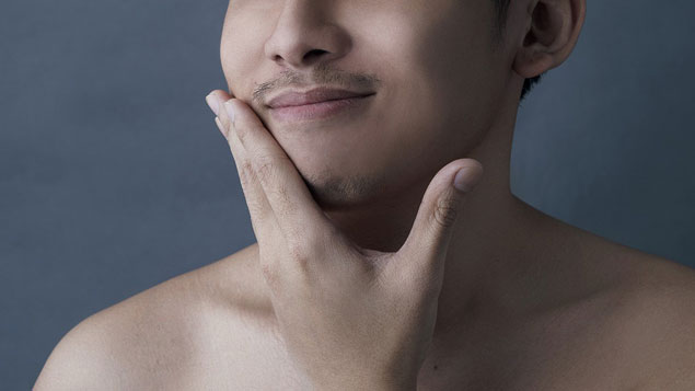 Check out the ultimate guy's guide to achieving that clean, pretty-boy face