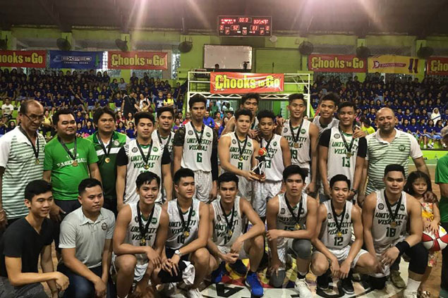Baby Lancers beat Magis Eagles to top NBTC Cebu and secure No. 4 seed in national meet