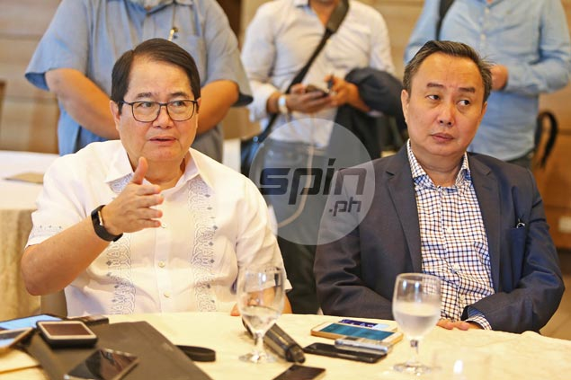 Ricky Vargas confident he has votes to topple Cojuangco if allowed to run in POC polls