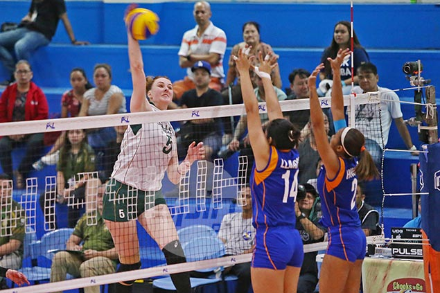 Sta. Lucia outlasts winless Generika-Ayala for first win in PSL Grand Prix