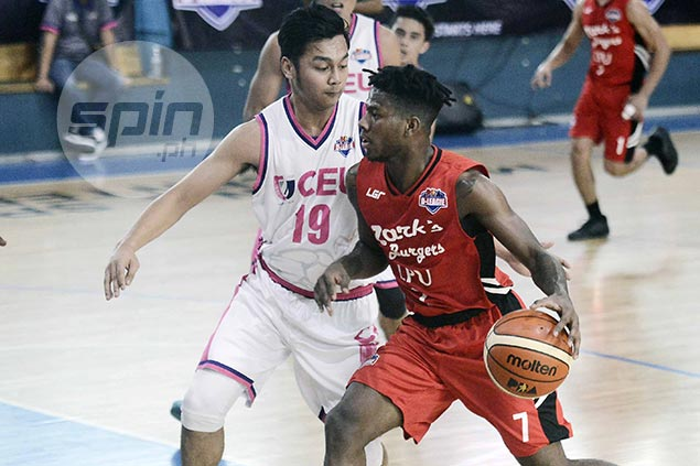 CJ Perez says CEU defense, not fatigue, shut him down late in Zark's Burger loss