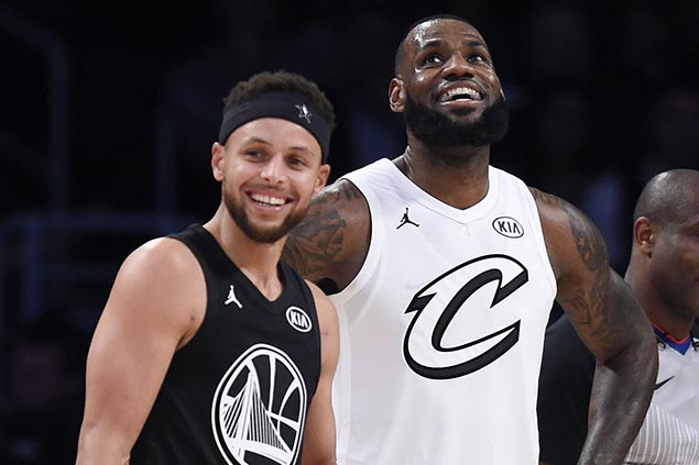 Curry eyes another shot to be captain as players want next NBA All-Star draft televised