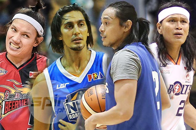 More and more PBA players are growing their hair long - and they're lovin' it