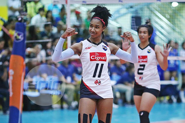 Jeanne Horton leads way as Cignal downs Cocolife for strong start in PSL Grand Prix