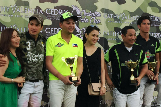 Ocampo, Romero happy as Cockatoo Polo Cup helps raise awareness for sport