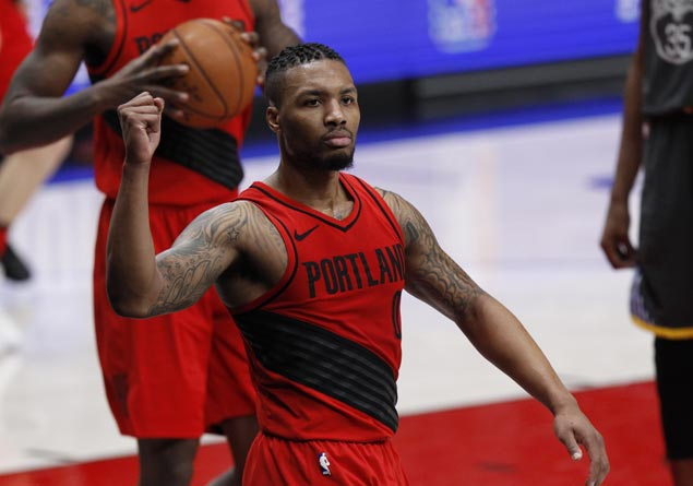 Blazers again counting on late-season surge as teams jostle for position in Western Conference