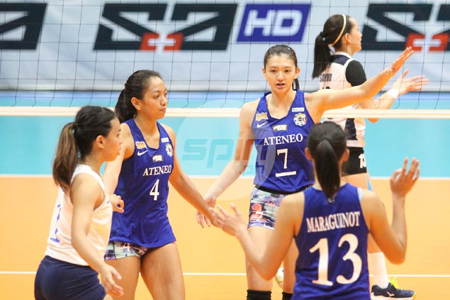 Madayag gives Ateneo a C+ grade, but glad to see signs of improvement