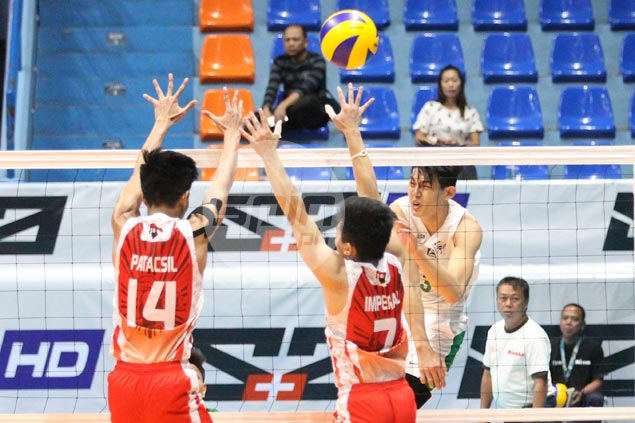 La Salle ends two-match skid, keeps UE winless in UAAP volleyball