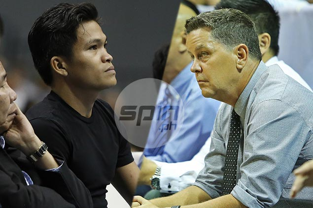 Apologetic Cone explains mix-up led to Ginebra fan Ancajas' failure to visit dugout
